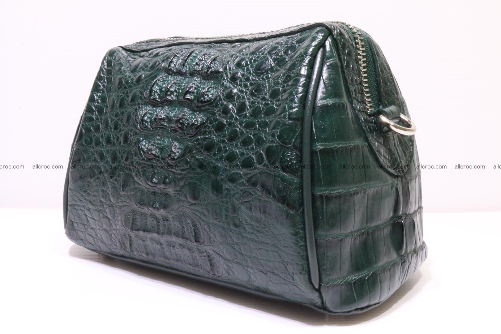 women's crocodile bag 039 Foto 4