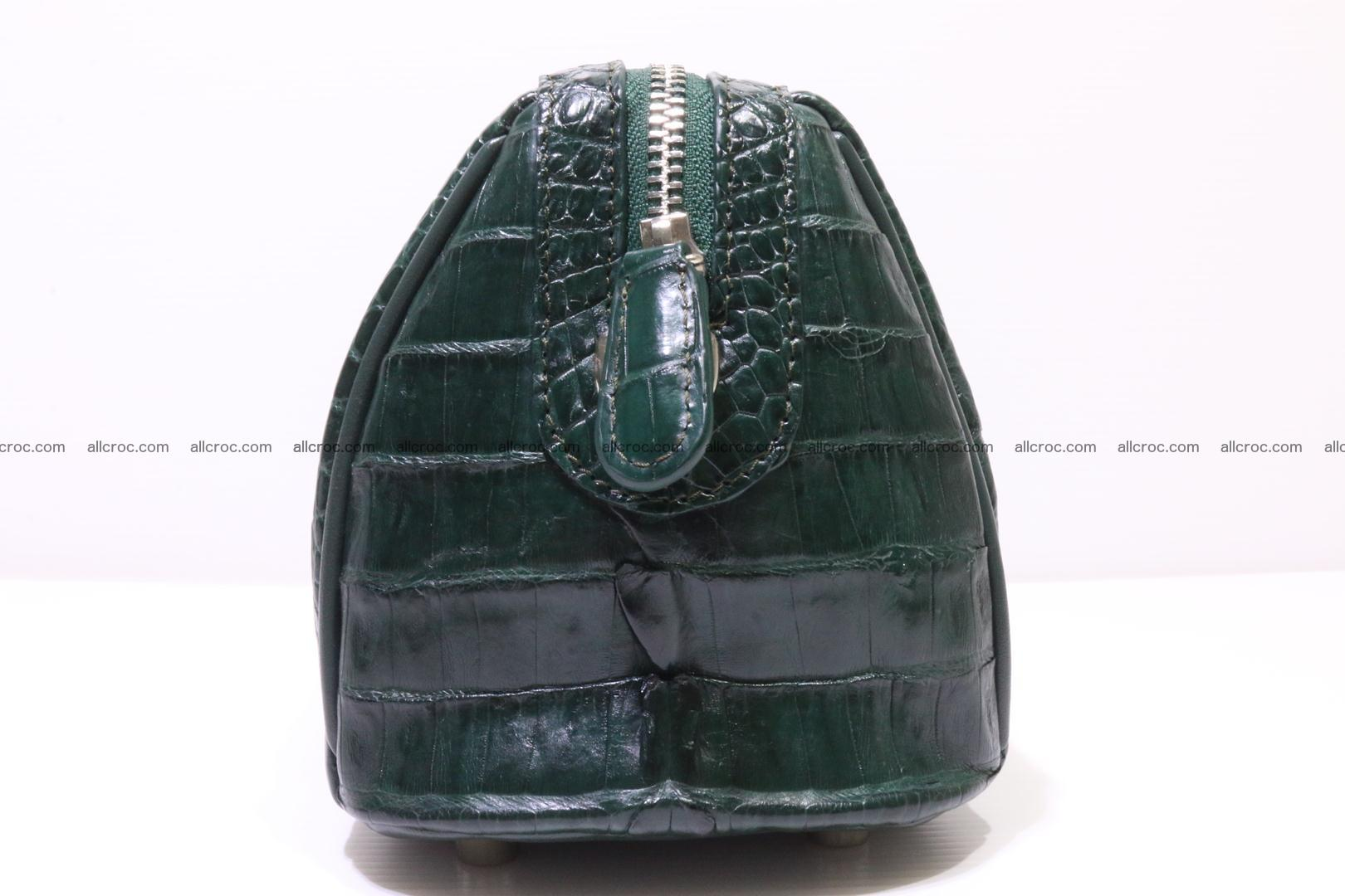 women's crocodile bag 039 Foto 7