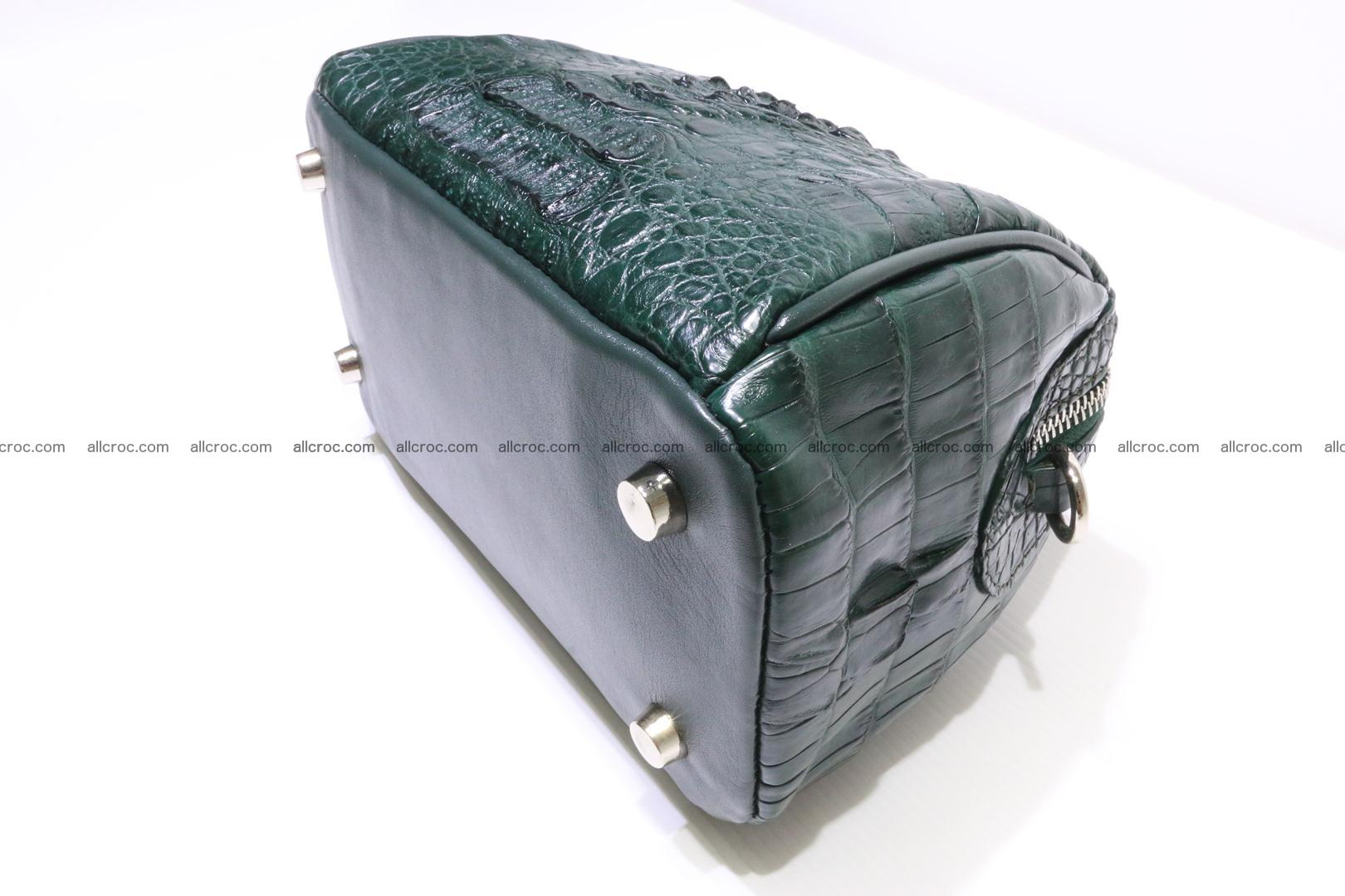 women's crocodile bag 039 Foto 9