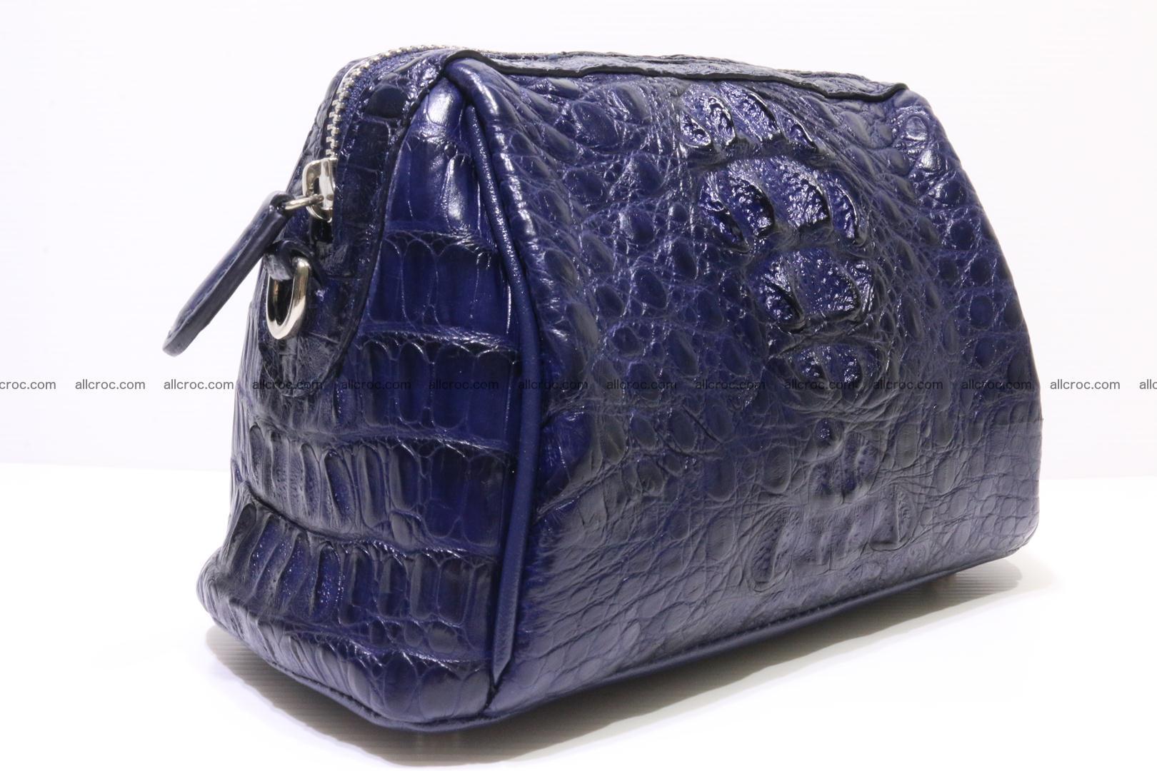 women's crocodile bag 040 Foto 5