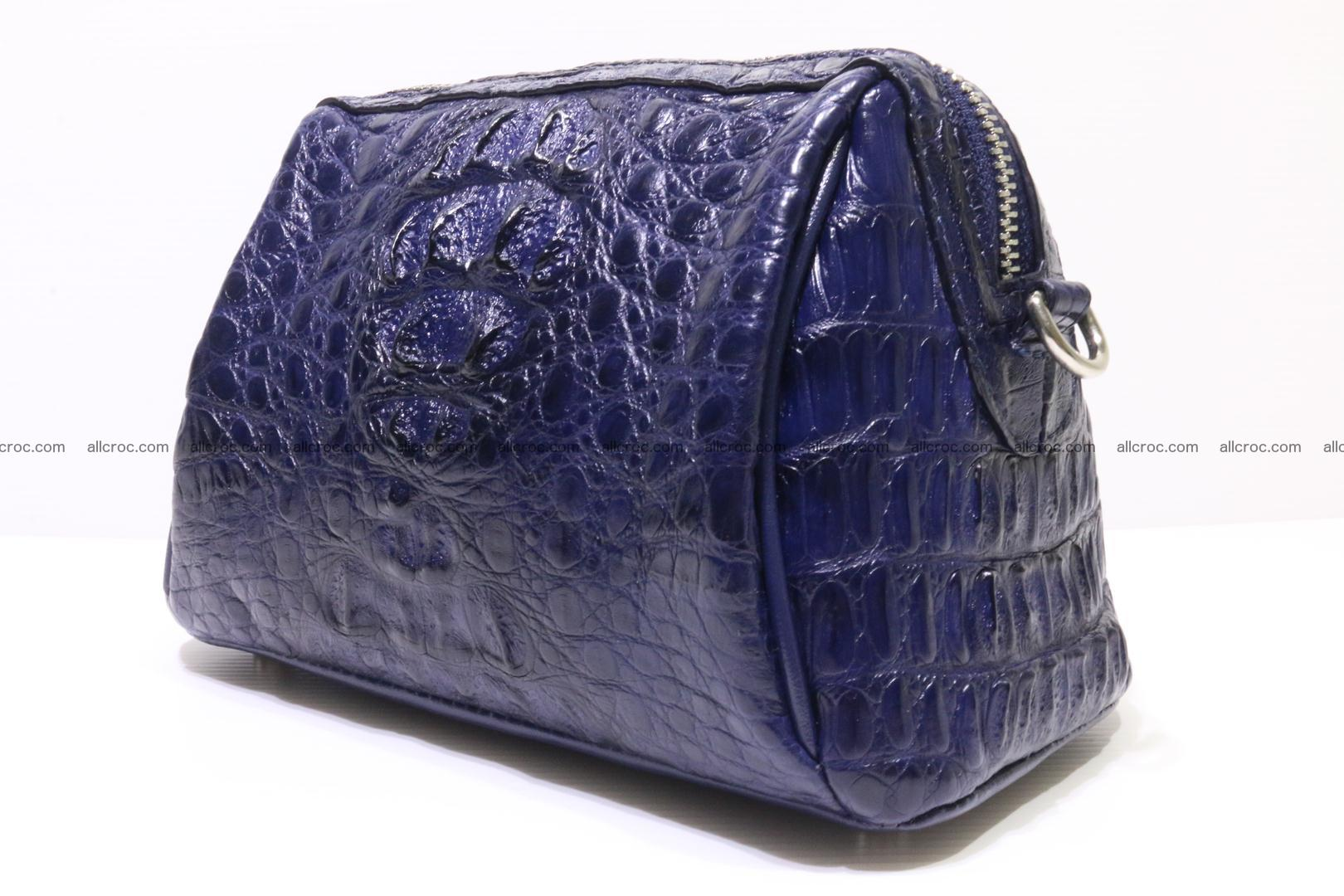 women's crocodile bag 040 Foto 4