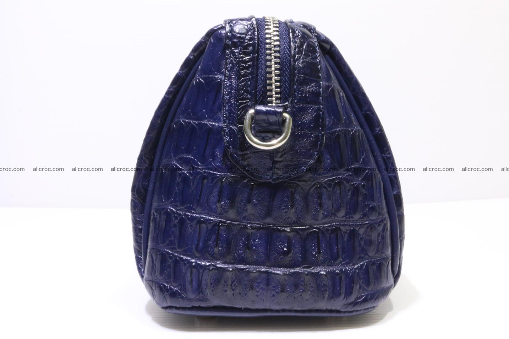 women's crocodile bag 040 Foto 6