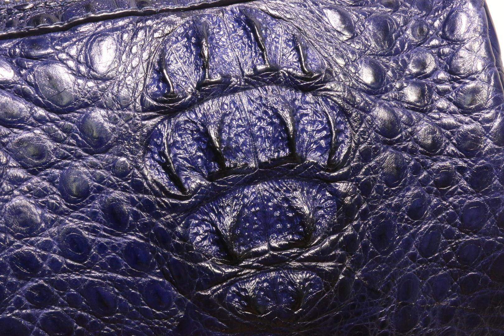 women's crocodile bag 040 Foto 2