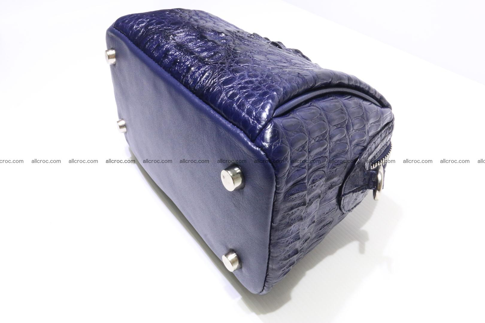 women's crocodile bag 040 Foto 9