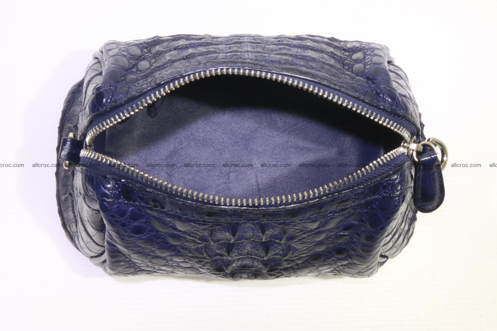 women's crocodile bag 040 Foto 10