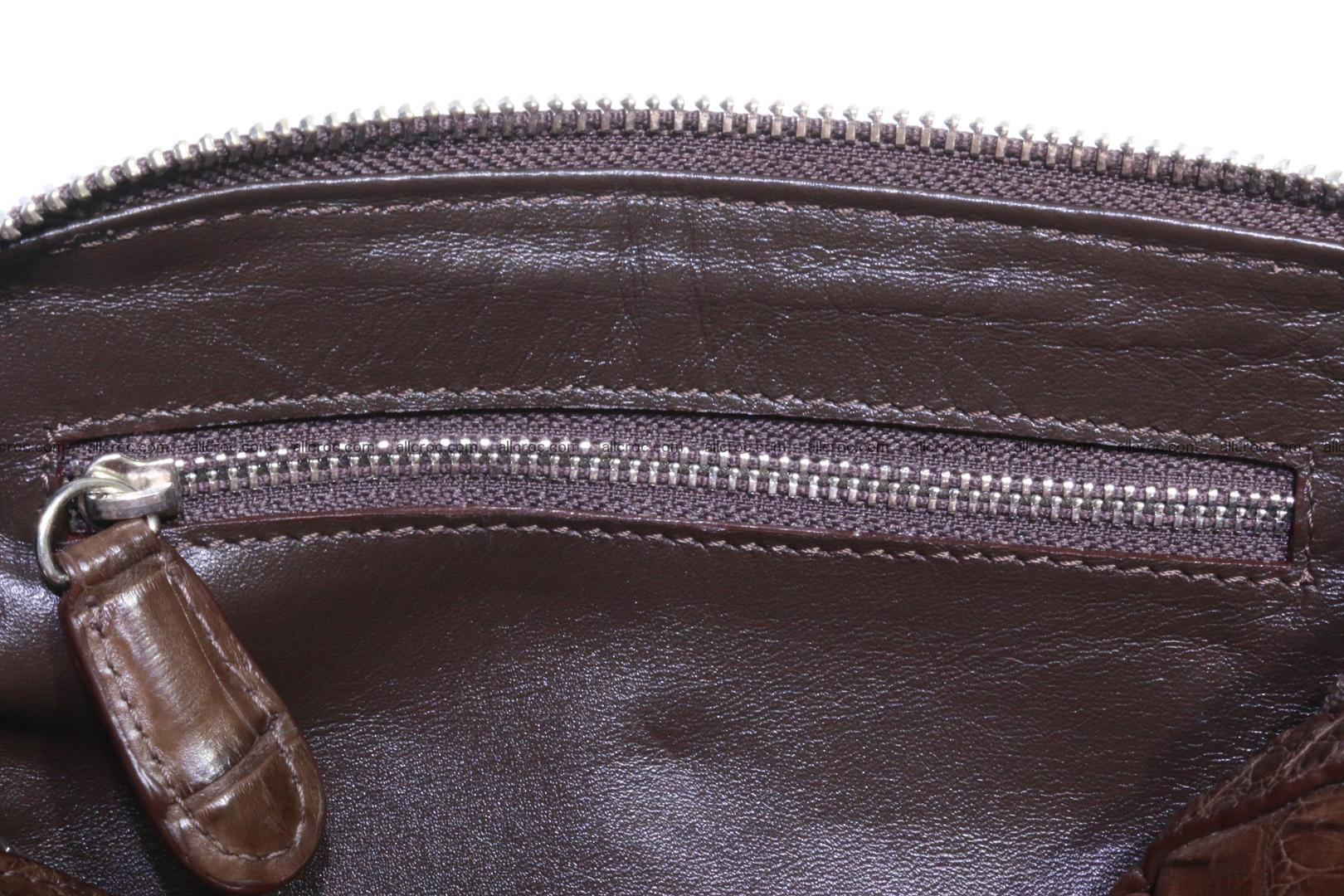 women's crocodile bag 041 Foto 13