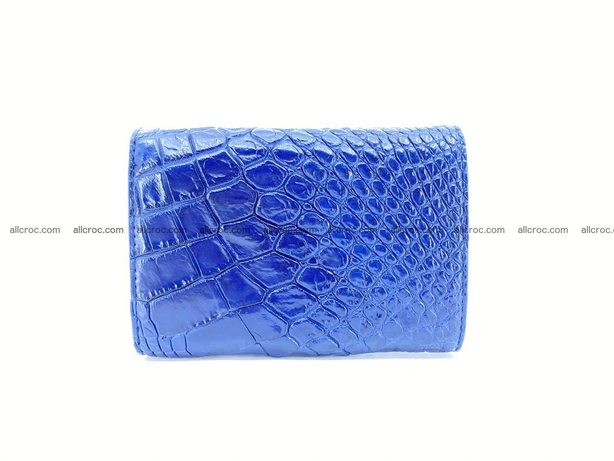 Women's wallet from crocodile leather 584 Foto 1