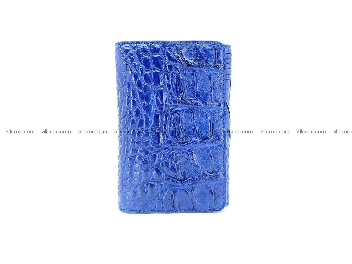 Women's wallet from crocodile leather 584 Foto 2