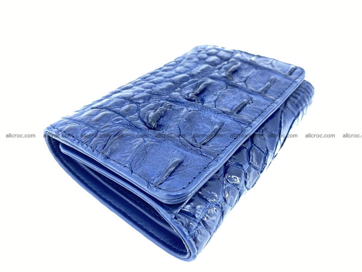 Women's wallet from crocodile leather 584 Foto 4