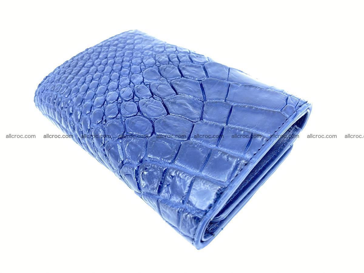 Women's wallet from crocodile leather 584 Foto 5