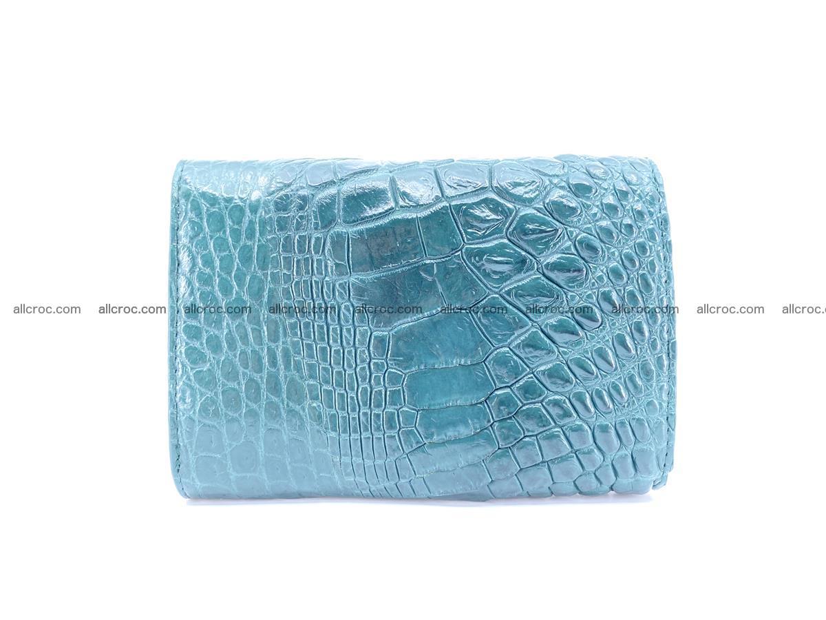 Women's wallet from crocodile leather 583 Foto 1