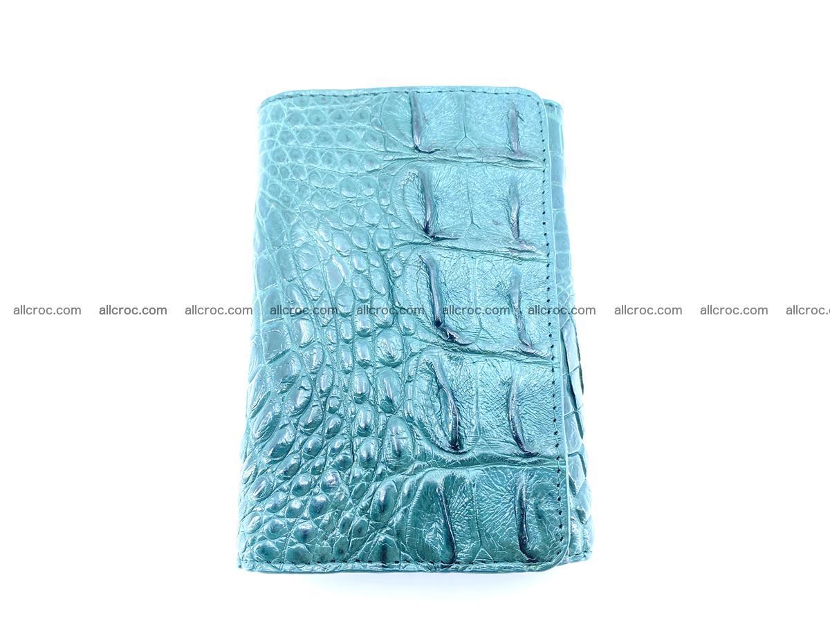 Women's wallet from crocodile leather 583 Foto 2