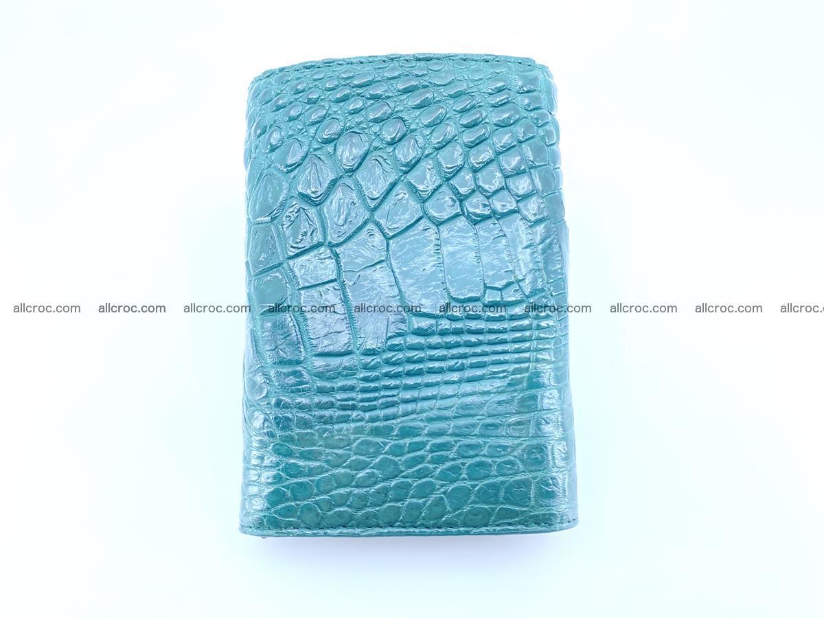 Women's wallet from crocodile leather 583 Foto 3