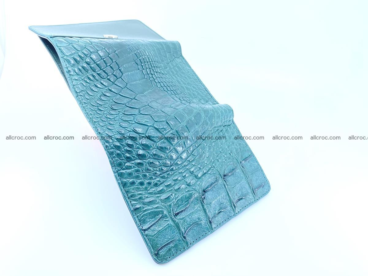 Women's wallet from crocodile leather 583 Foto 9