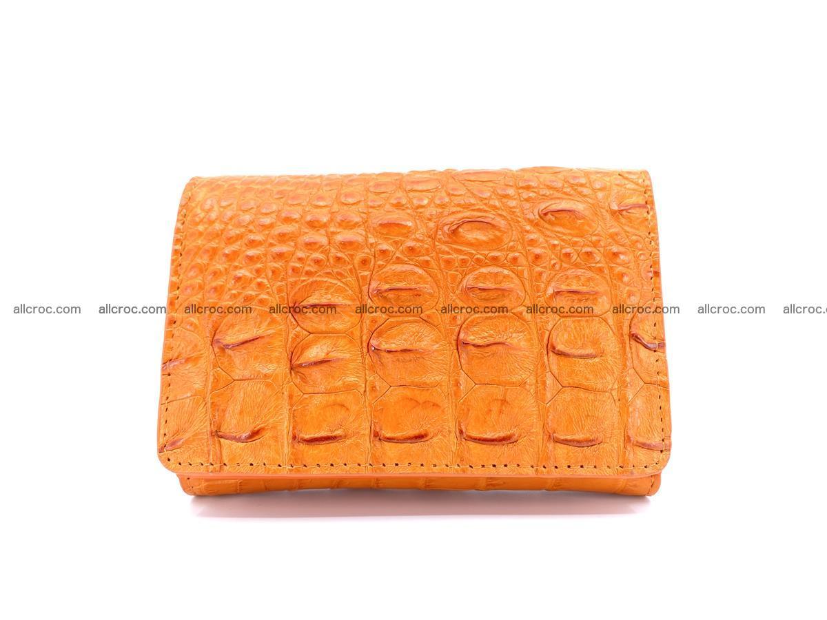 Women's wallet from crocodile leather 578 Foto 0
