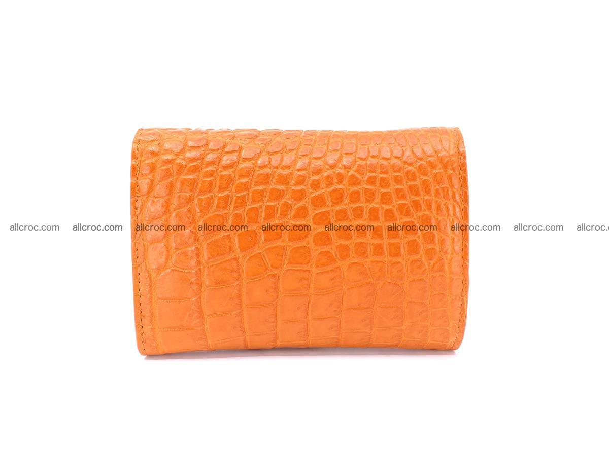 Women's wallet from crocodile leather 578 Foto 1