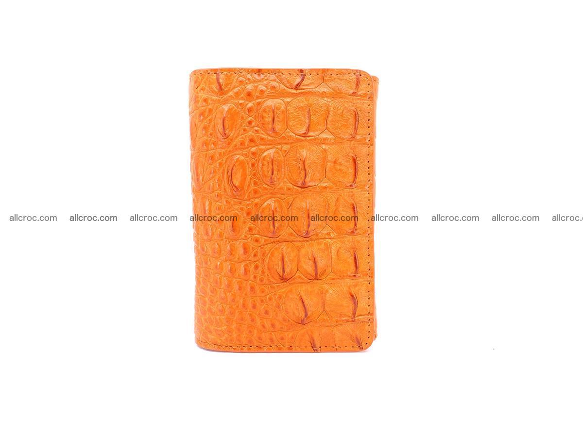 Women's wallet from crocodile leather 578 Foto 2