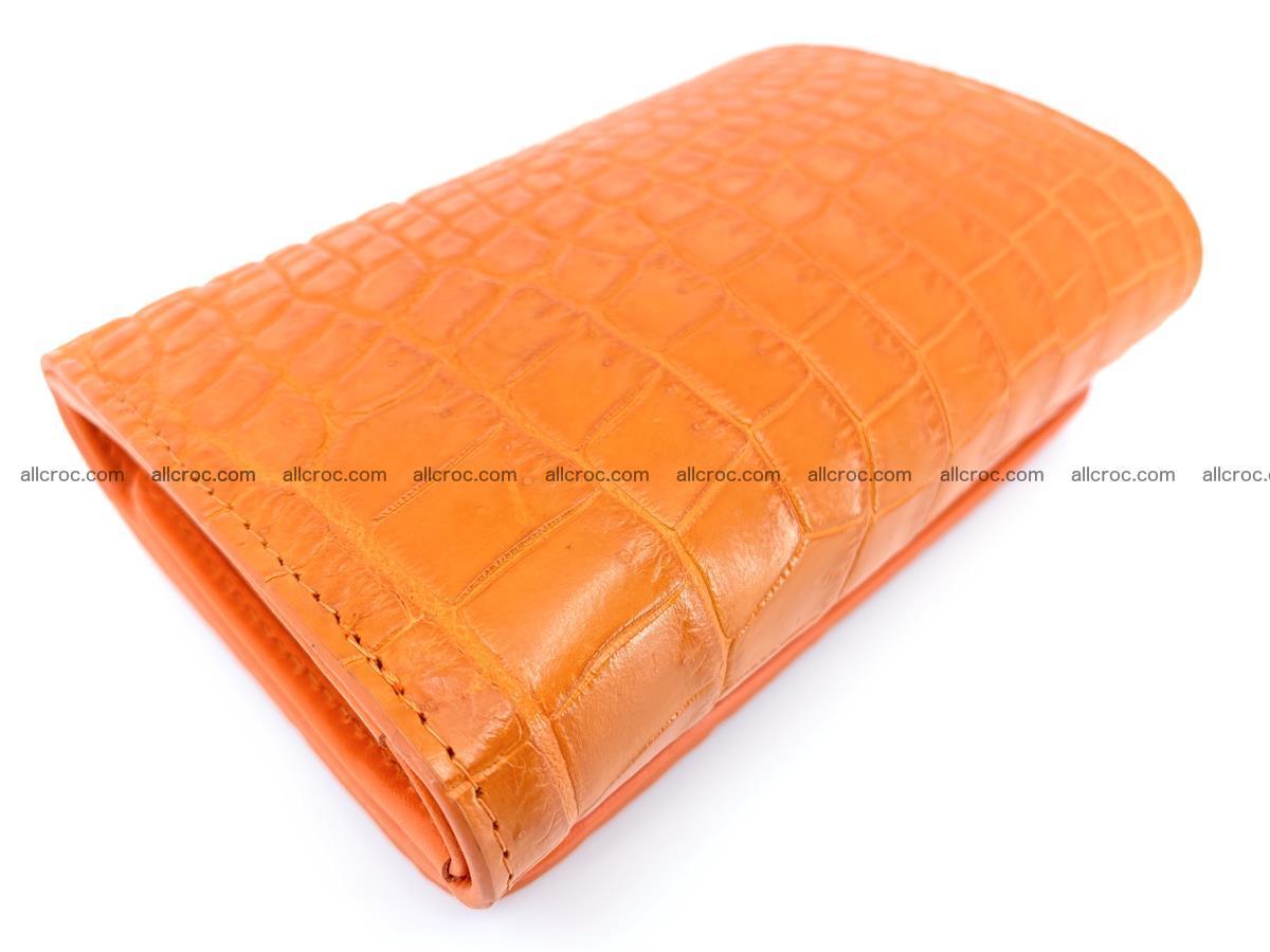 Women's wallet from crocodile leather 578 Foto 6