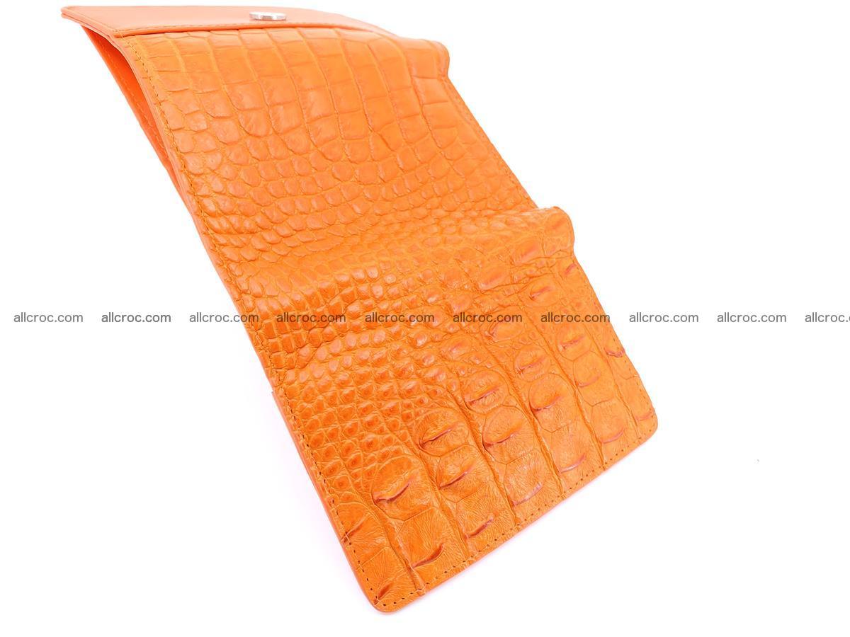 Women's wallet from crocodile leather 578 Foto 10