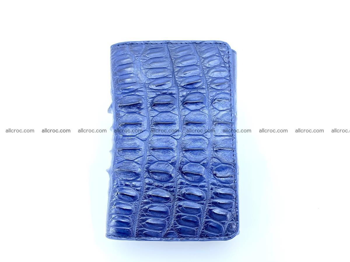 Women's wallet from crocodile leather 587 Foto 4