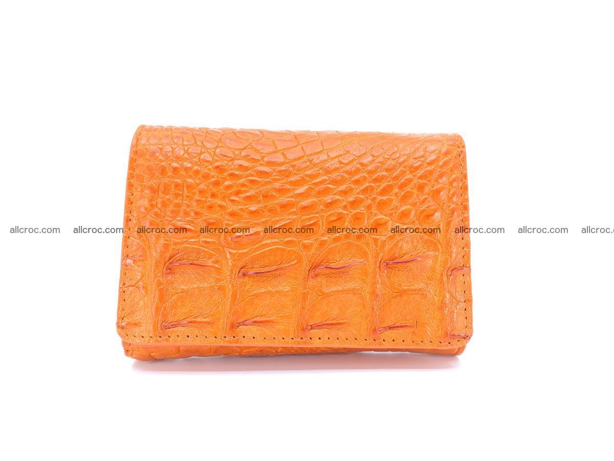 Women's wallet from crocodile leather 581 Foto 0