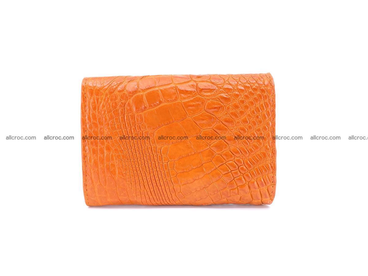 Women's wallet from crocodile leather 581 Foto 1