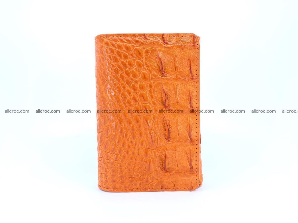 Women's wallet from crocodile leather 581 Foto 2