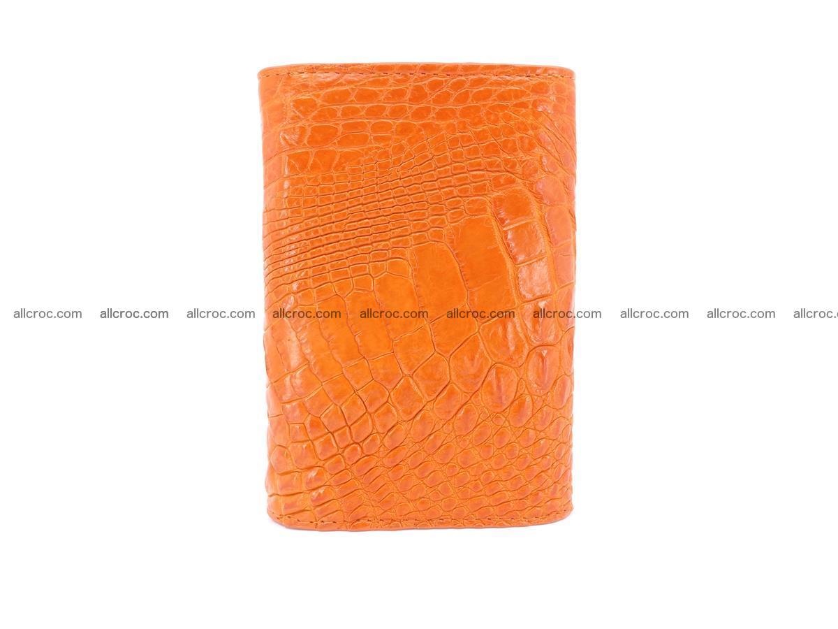 Women's wallet from crocodile leather 581 Foto 3