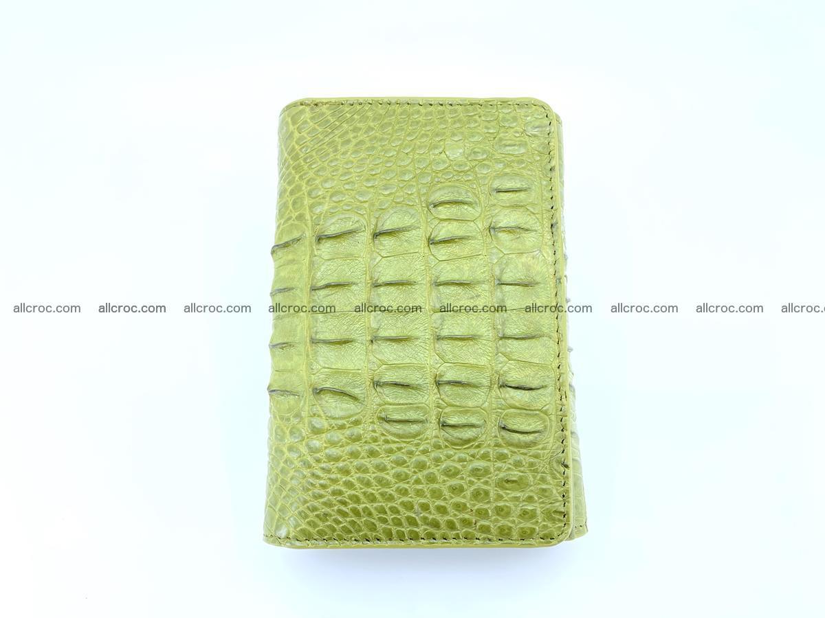 Women's wallet from crocodile leather 586 Foto 2