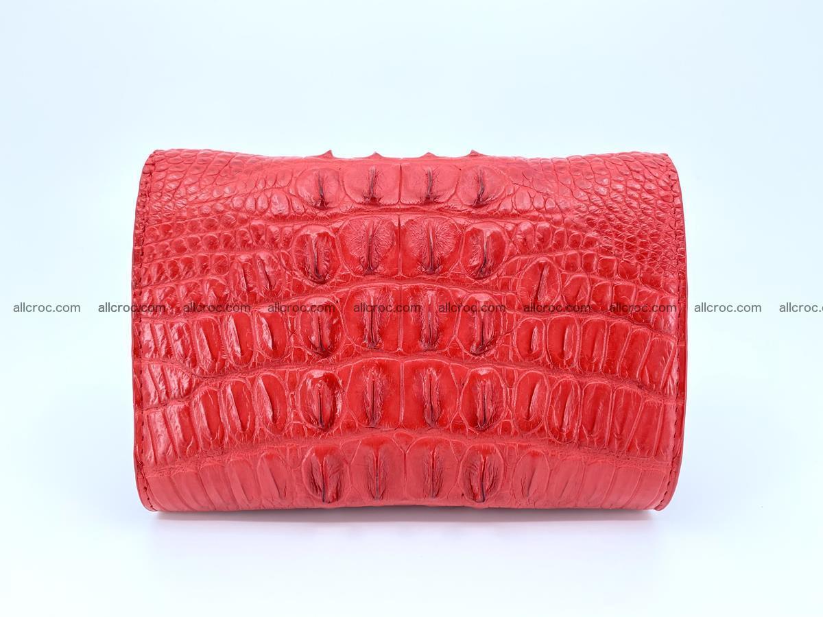 Women's wallet from crocodile leather 588 Foto 1
