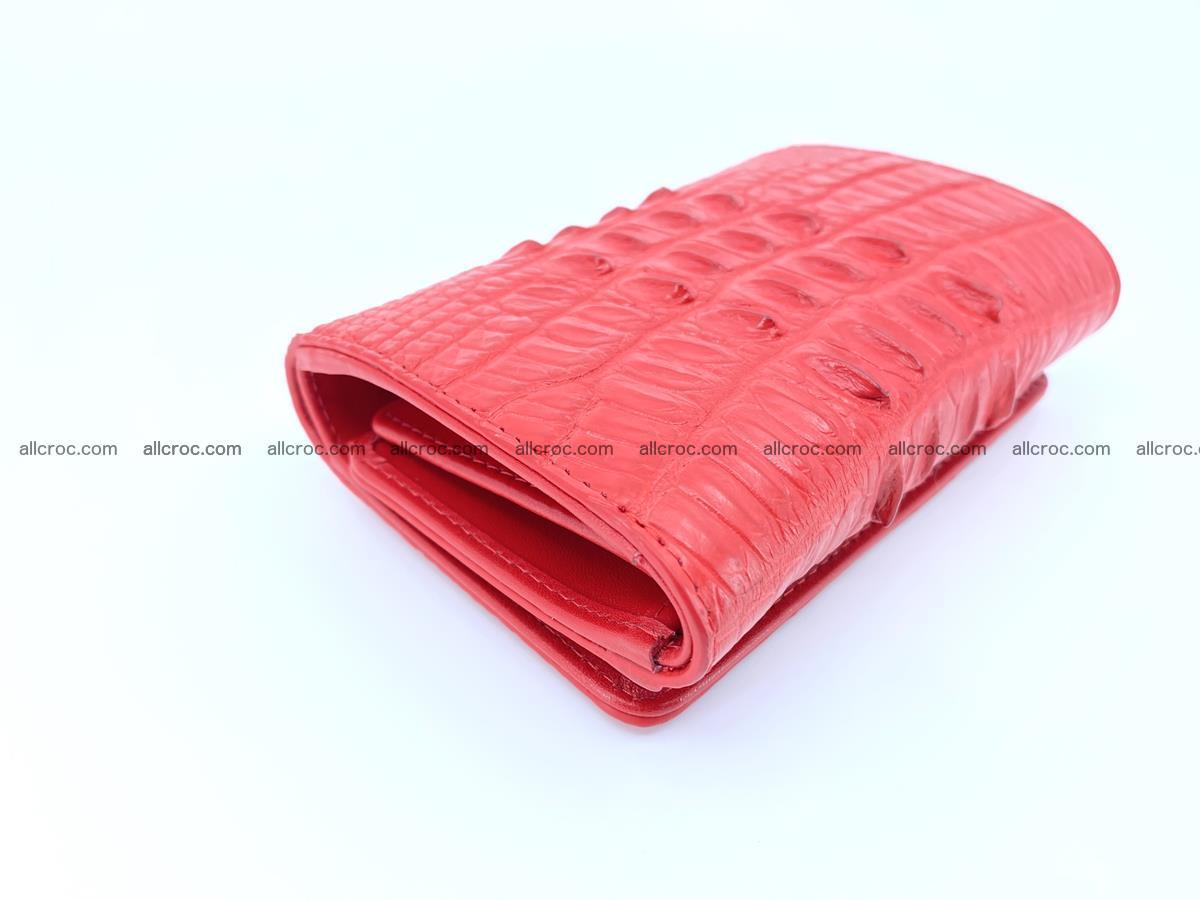 Women's wallet from crocodile leather 588 Foto 3