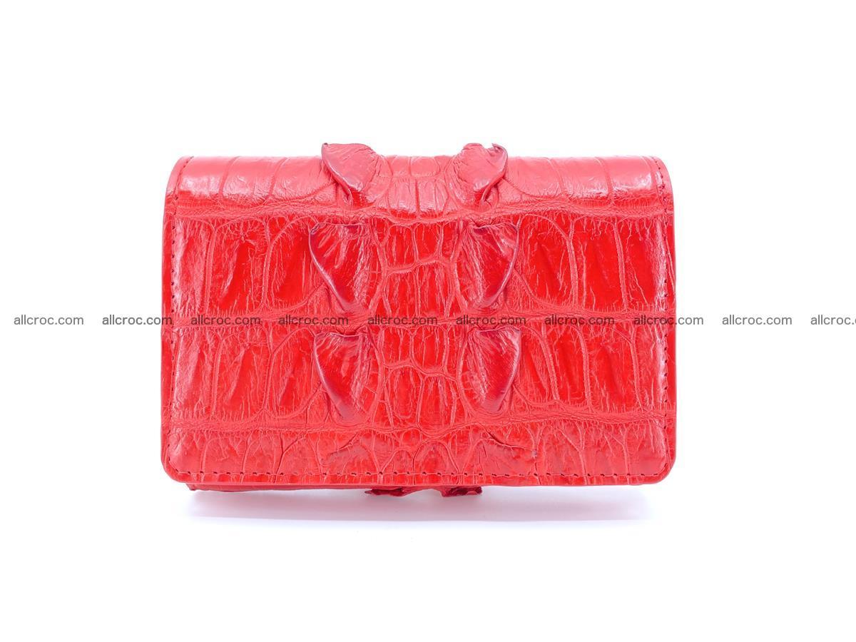 Women's wallet from crocodile leather 585 Foto 0