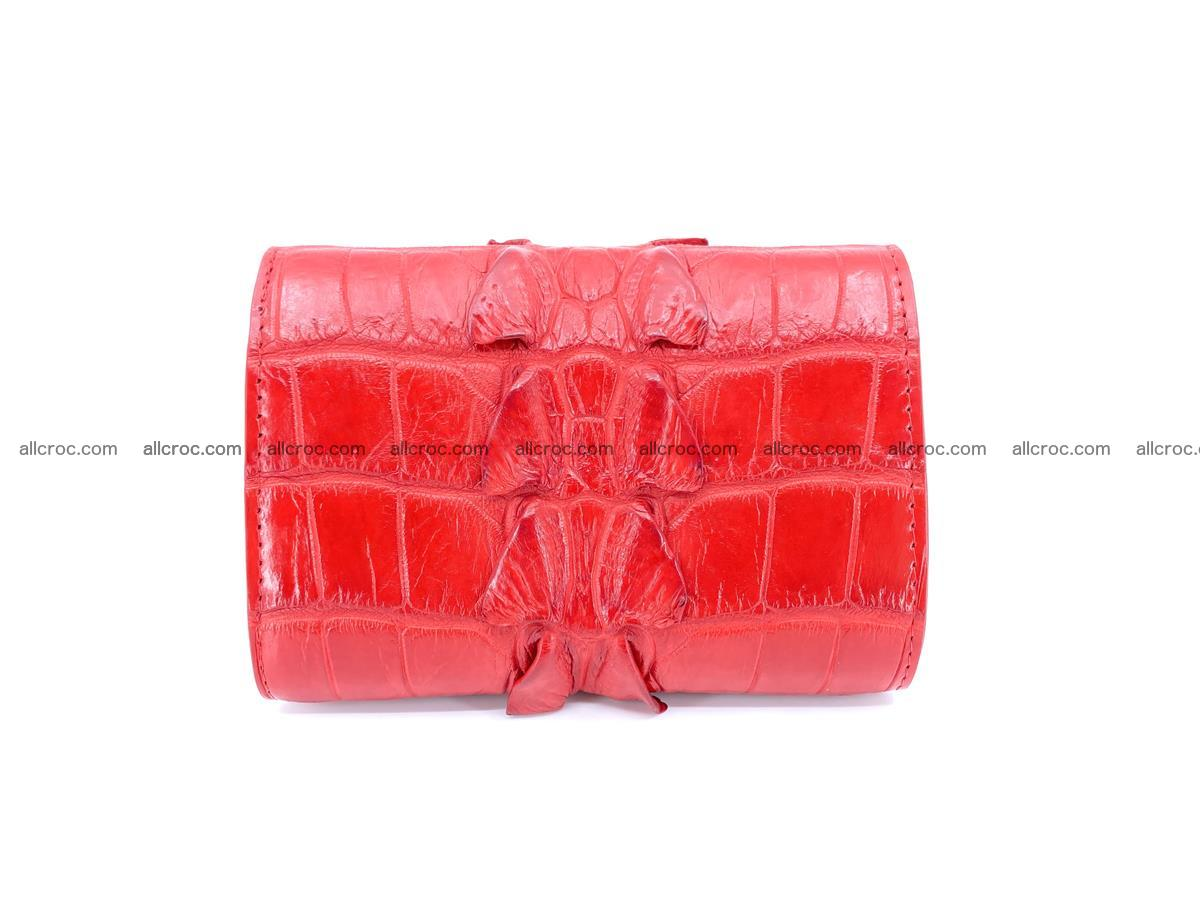 Women's wallet from crocodile leather 585 Foto 1