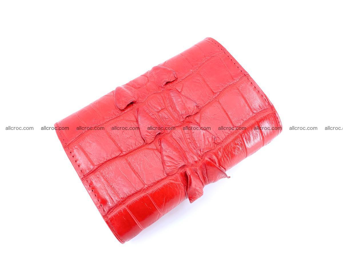 Women's wallet from crocodile leather 585 Foto 3