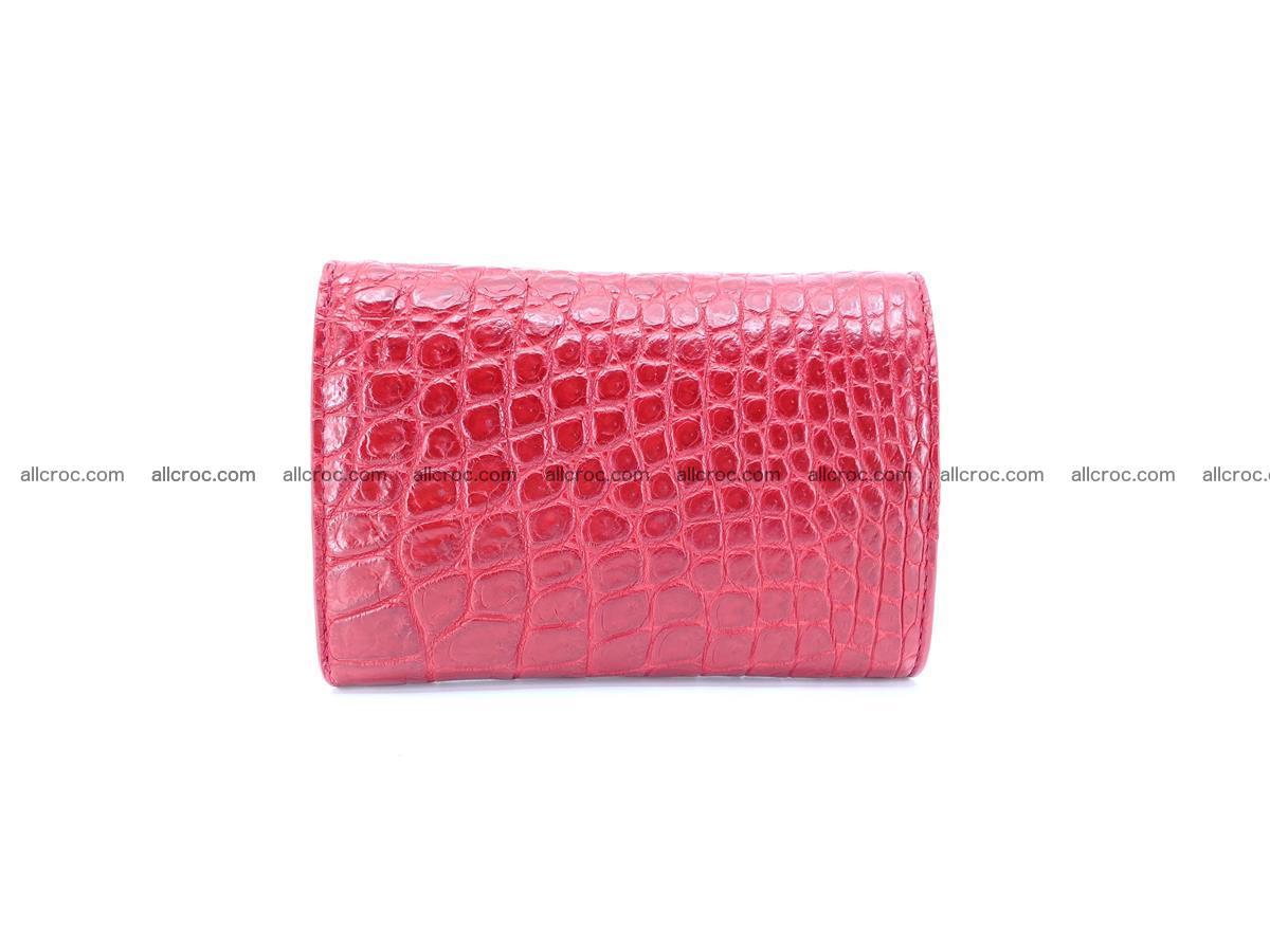 Women's wallet from crocodile leather 580 Foto 1