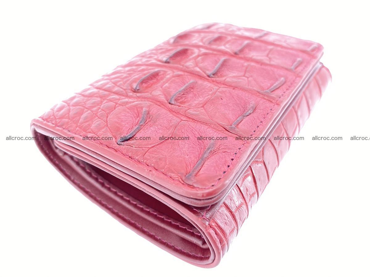 Women's wallet from crocodile leather 580 Foto 4
