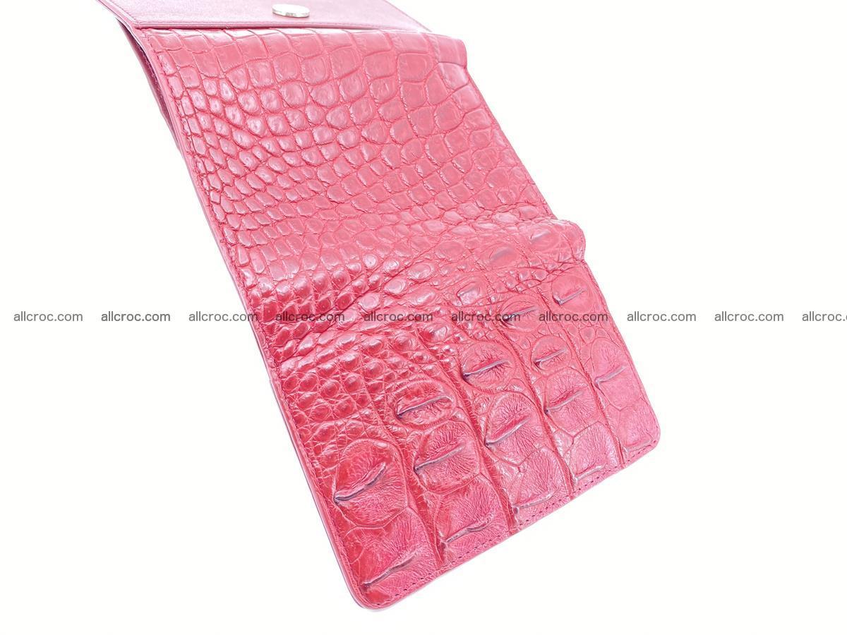 Women's wallet from crocodile leather 580 Foto 10